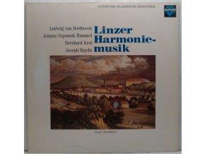LP Ludwig van Beethoven, Johann Nepomuk Hummel, Bernhard Krol, Joseph Haydn, Linzer Holzbläser - Linzer Harmoniemusik, 1980