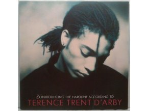LP Terence Trent D'Arby ‎– Introducing The Hardline According To Terence Trent D'Arby, 1987
