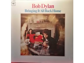 LP Bob Dylan ‎– Bringing It All Back Home, 2015