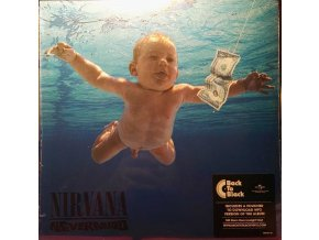 LP Nirvana ‎– Nevermind, 2017