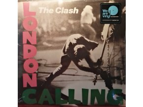 2LP The Clash ‎– London Calling, 2015