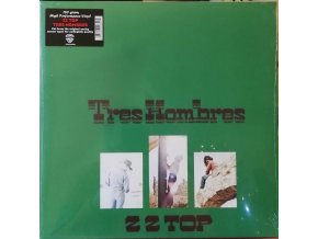 LP ZZ Top – Tres Hombres, 2014