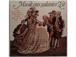LP Musik aus galanter Zeit