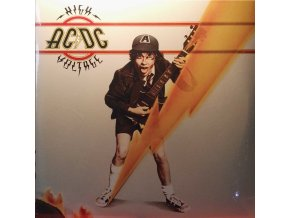 LP AC/DC ‎– High Voltage, 2009
