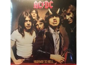LP AC/DC ‎– Highway To Hell, 2009