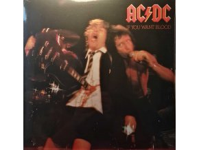 LP AC/DC ‎–  If You Want Blood You've Got It, 2009