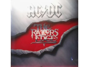 LP AC/DC ‎– The Razors Edge, 2009