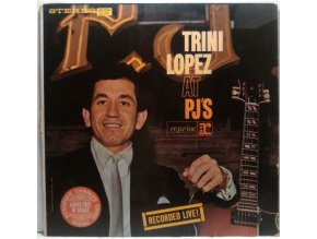 LP Trini Lopez - Trini Lopez At PJ's