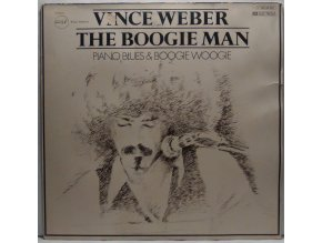 LP Vince Weber ‎– The Boogie Man, 1975