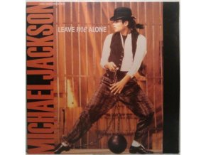 Michael Jackson ‎– Leave Me Alone, 1989
