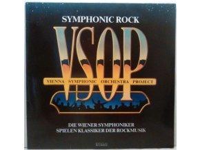LP VSOP Vienna Symphonic Orchestra Project – Symphonic Rock, 1987
