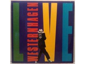 2LP Westernhagen – Live, 1990