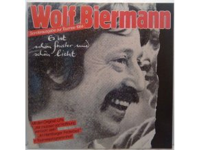 2LP Box Wolf Biermann – Es Ist Schoen Finster Und Schoen Licht - Tournee 1984 Sonderausgabe, 1984