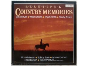 3LP  Various - Beautiful Country Memories