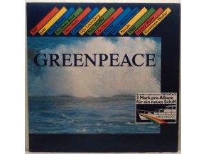 LP  Various - Greenpeace, 1984