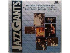 2LP Duke Ellington - Johnny Hodges - Cootie Williams - Cat Anderson - Charlie Parker Quintet* - Dizzy Gillespie Big Band - Various – Jazz Giants