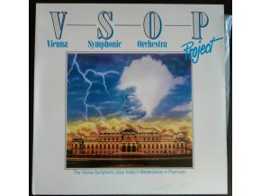 LP V S O P – Vienna Symphonic Orchestra Project (The Vienna Symphonic Plays Today's Masterpieces In Popmusic) 1987