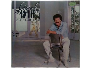 LP Lionel Richie - Can't Slow Down, 1983