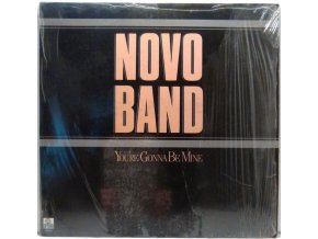 Novo Band ‎– You're Gonna Be Mine, 1986