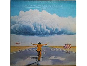 LP  Manfred Mann's Earth Band ‎– Watch, 1978
