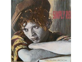 LP  Simply Red – Picture Book, 1985