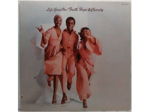 LP Faith, Hope & Charity ‎– Life Goes On, 1976