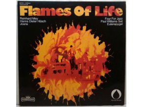 LP Various ‎– Flames Of Life, 1971