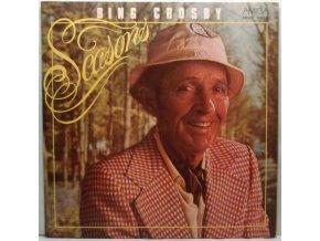 LP Bing Crosby - Seasons, 1979