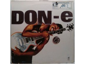 Don-E - Love Makes The World Go Round, 1992