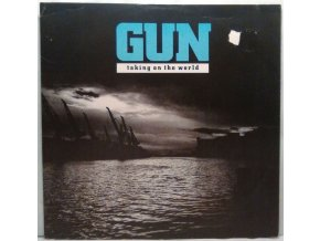 Gun - Talking On The World, 1990