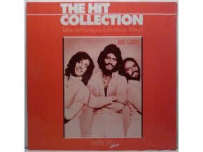 LP Bee Gees ‎– The Hit Collection, 1986