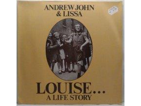 LP Andrew John & Lissa – Louise...A Life Story, 1977
