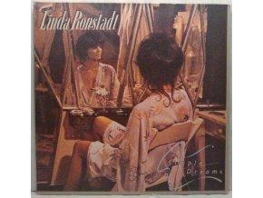 LP Linda Ronstadt - Simple Dreams, 1977