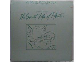 2LP  Stevie Wonder – Journey Through The Secret Life Of Plants, 1979