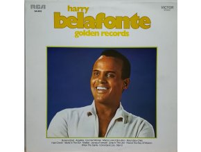 LP Harry Belafonte - Golden Records, 1967