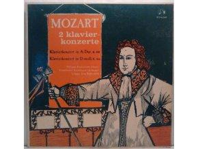 LP Mozart - Philippe Entremont, Radio-Sinfonie-Orchester Frankfurt, Jean Entremont - Klavierkonzert In A-dur K. 488, Klavierkonzert In D-moll K. 466