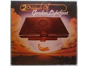 2LP Gordon Lightfoot – 2 Originals Of Gordon Lightfoot, 1974