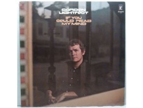 LP Gordon Lightfoot - If You Could Read My Mind, 1970