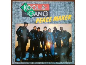 Kool & The Gang ‎– Peace Maker, 1987