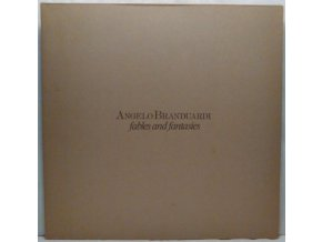 LP Angelo Branduardi - Fables And Fantasies, 1979