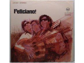 LP José Feliciano - Feliciano! 1968