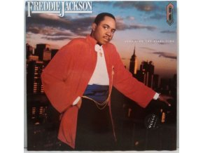 LP Freddie Jackson - Just Like The First Time, 1986