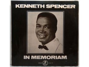 LP Kenneth Spencer - In Memoriam, 1963