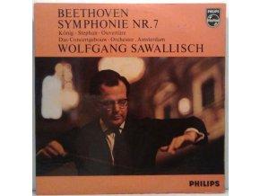 LP Beethoven - Wolfgang Sawallisch - Symphonie Nr. 7