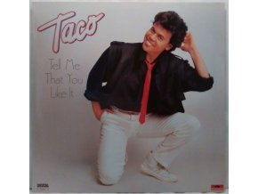 LP Taco - Tell Me That You Like It, 1986