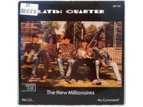 Latin Quarter – The New Millionaires, 1985