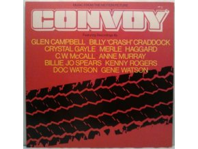 LP Various – Music From The Motion Picture Convoy, 1978