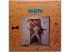 LP Various – Bachelor Party - The Music From The Movie, 1984
