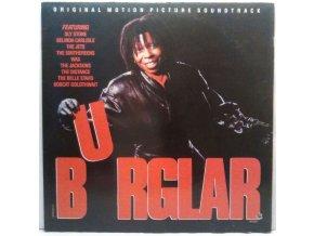 LP Various – Burglar: Original Motion Picture Soundtrack, 1987