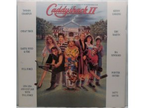 LP Various – Caddyshack II (Original Motion Picture Soundtrack Of The Warner Bros. Film) 1988